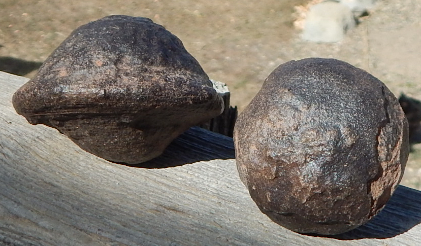 Moqui Marbles - iron concretions
