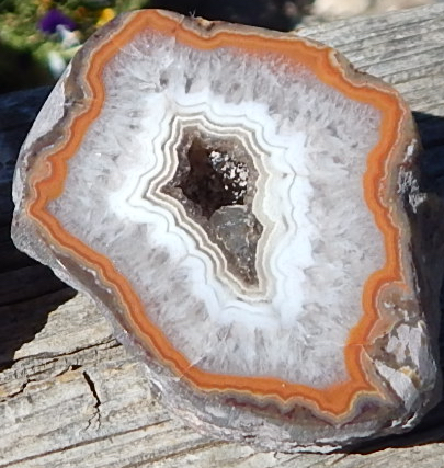 Unknown Geode specimen