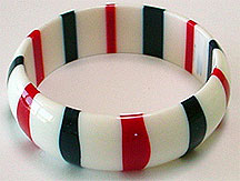 Plastic thermo bangle